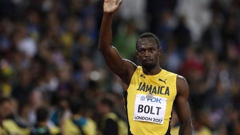PBS NewsHour -- Usain Bolt, the fastest man in history, runs his last 100m