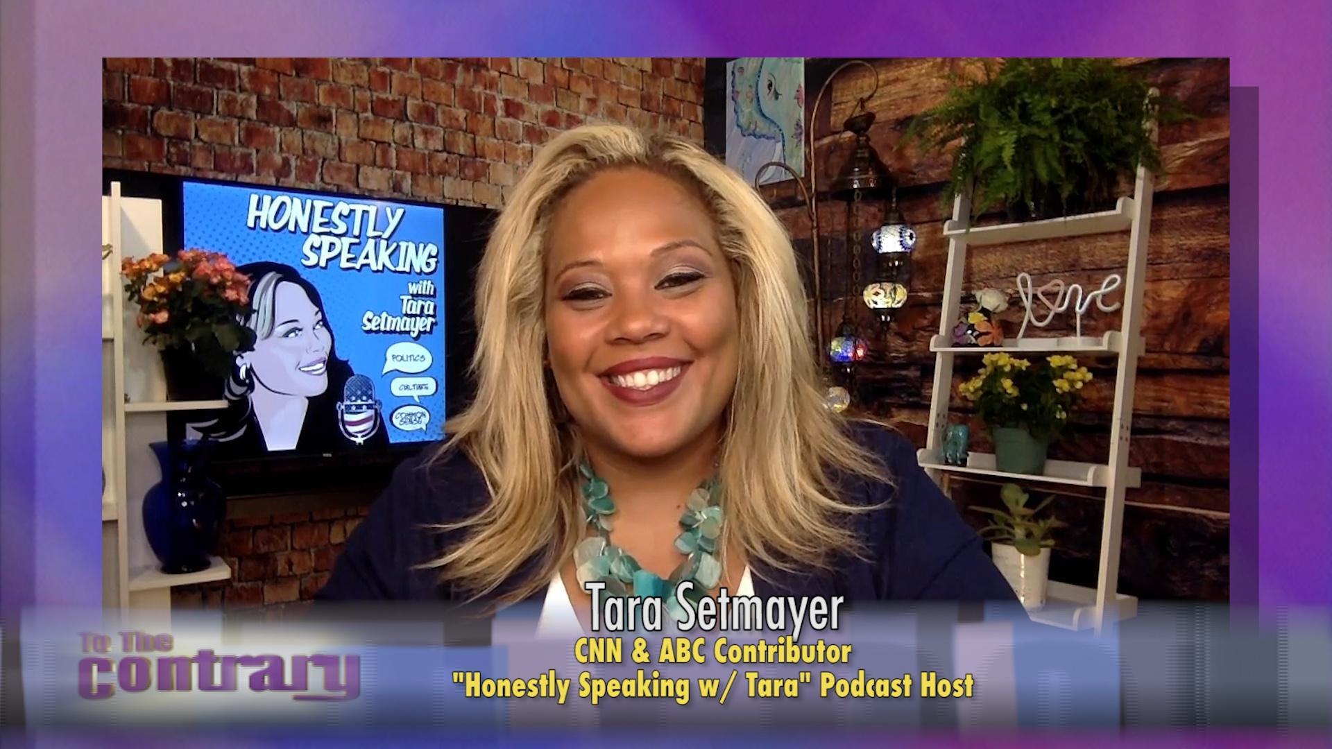 Woman Thought Leader: Tara Setmayer