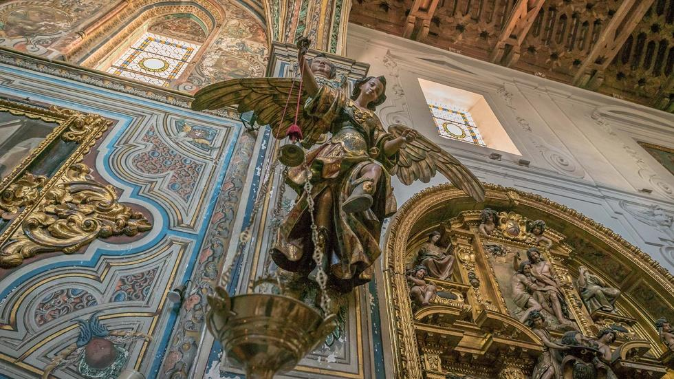 As faith declines in Spain, so do Seville's convents image