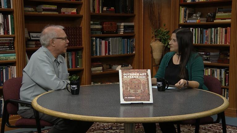 """The Bookmark: Jay Wehnert, """"Outsider Art in Texas: Lone Stars"""""""