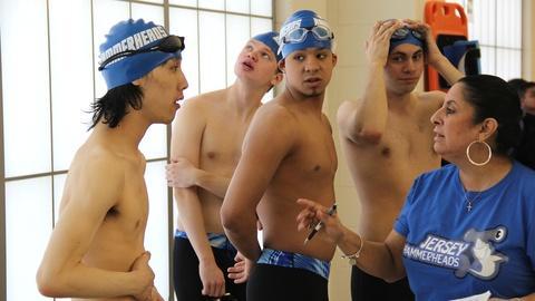 Swim Team: Trailer