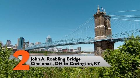 Modern Marvels | John A. Roebling Bridge