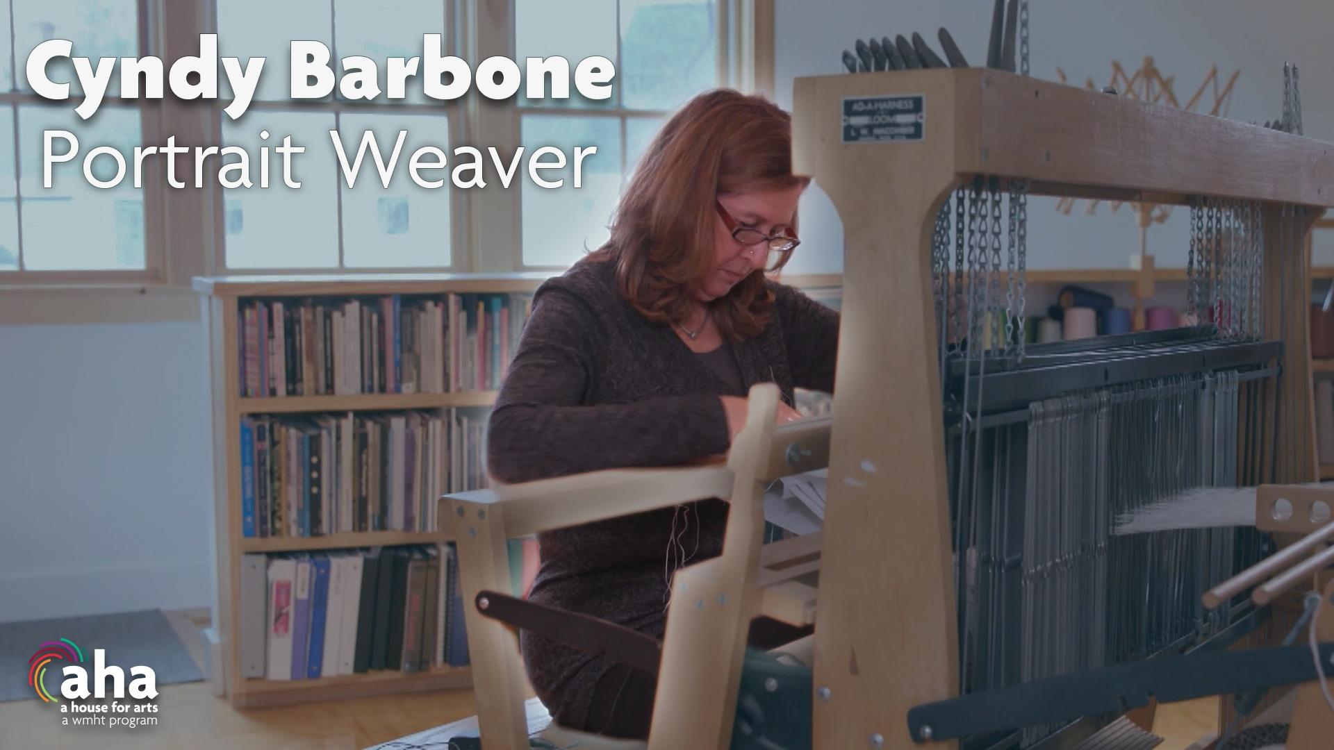 AHA! 605 | Weaving Women's Stories with Cyndy Barb