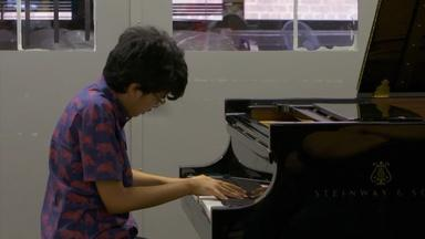 The Set List: Joey Alexander at the Steinway & Sons Factory