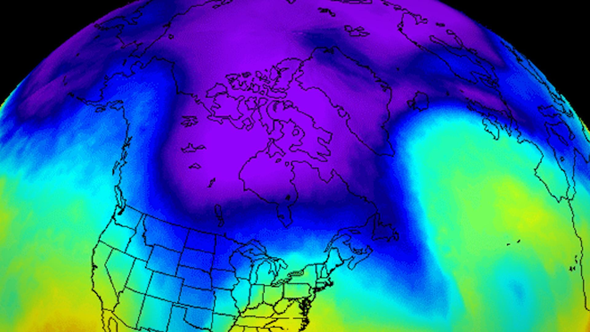 What Does the Polar Vortex Have to do With Climat