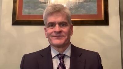 """Sen. Bill Cassidy: """"I Think the President Should Be Worried"""""""