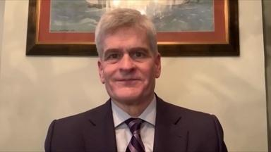 "Sen. Bill Cassidy: ""I Think the President Should Be Worried"""