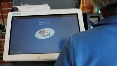 Election officials weigh in on paper vs. electronic ballots