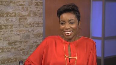 Heather Headley on Family/being a Mommy…