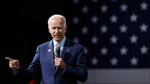Biden: George Floyd's death 'no time for incendiary tweets'