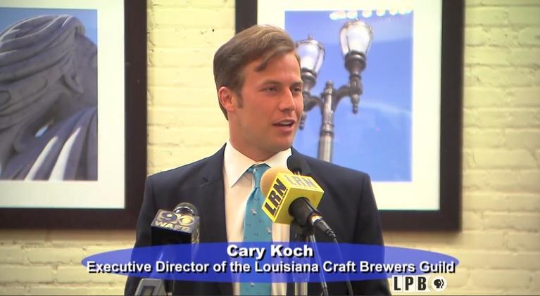 Press Club: 6/19/17 - Cary Koch, Executive Director of the Louisiana Cra