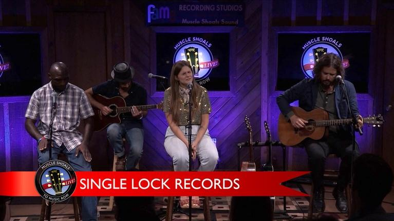 Muscle Shoals to Music Row: Single Lock Records