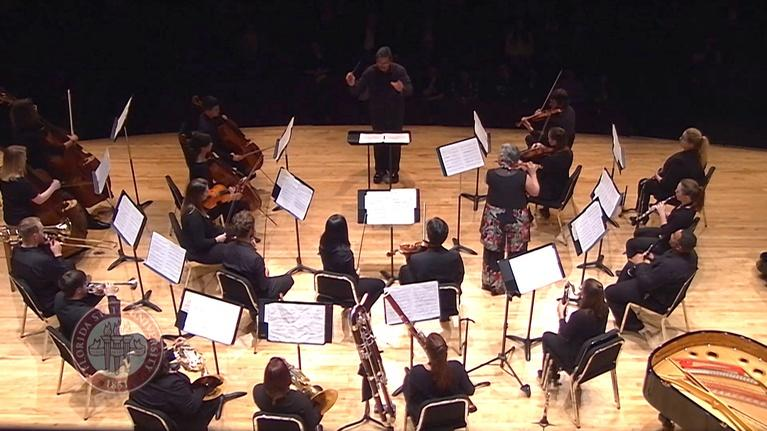 WFSU Music: Members of the University Symphony Orchestra | November 2017