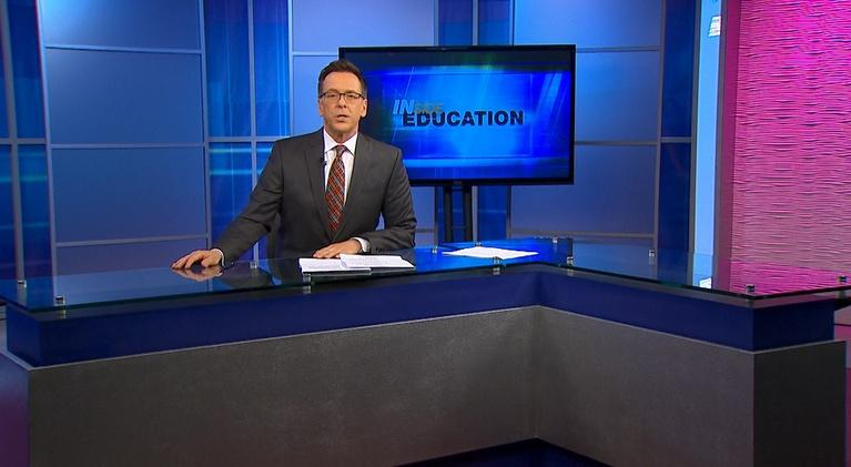 Inside Education: Learning How to be an EMT, Teacher Hiring and School Meals