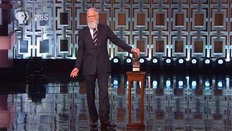 David Letterman Acceptance Speech |Mark Twain Prize