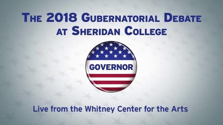 Wyoming News and Public Affairs: The Sheridan Press 2018 Wyoming Gubernatorial Debate