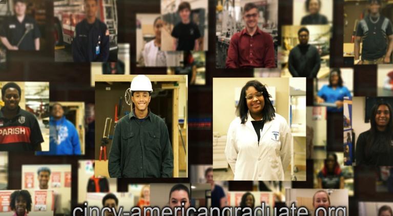 CET Education : American Graduate Find Your Path