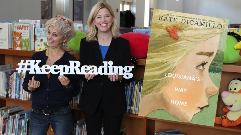 A Word on Words | NPT: Kate DiCamillo | A Word on Words | NPT