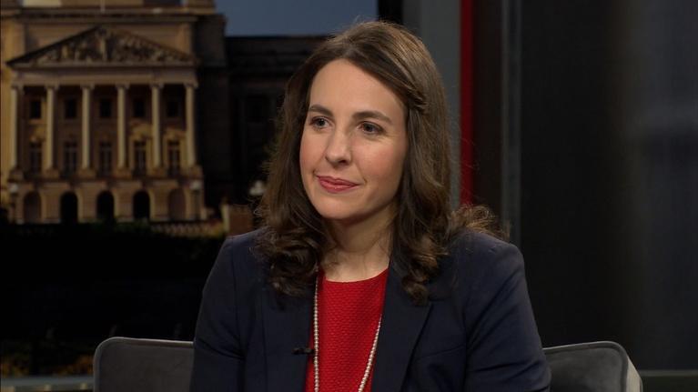 Connections: Kentucky Treasurer Allison Ball/McLeod's Coffee House