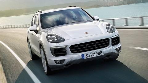 MotorWeek -- S36 Ep51: 2017 Porsche Cayenne S E-Hybrid & 2017 BMW 5 Serie