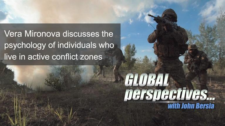 Global Perspectives: Vera Mironova
