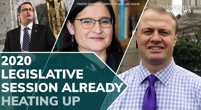 Uniquely NW News: 2020 Legislative Session Is Already Heating Up