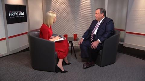 Firing Line -- Governor Chris Christie