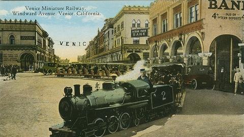 Lost L.A. -- Venice