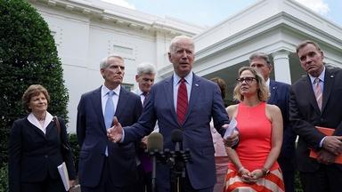President Biden's Infrastructure Breakthrough