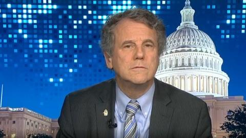Amanpour and Company -- Sherrod Brown on the Senate's Role in Impeachment