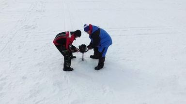 Brainerd Ice Fishing Contest