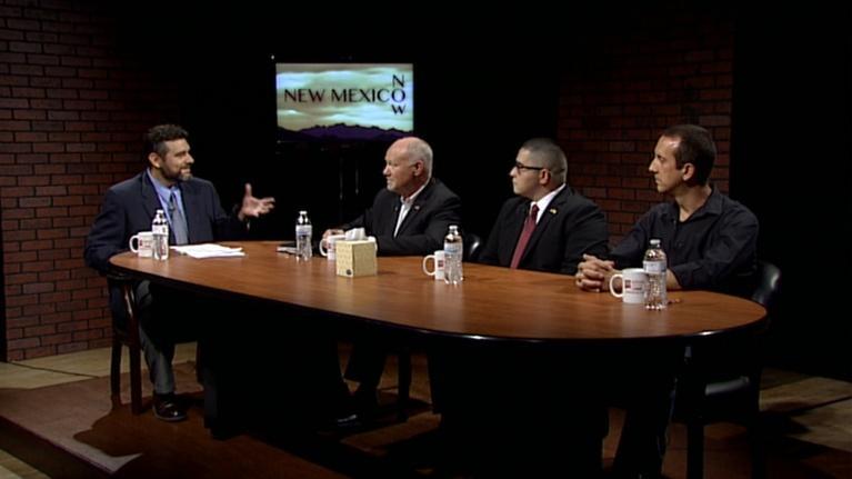 New Mexico Now: NM Now 208 - Spaceport America Forum