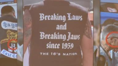 NJ recommends what to do about outlaw motorcycle gang