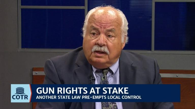 Columbus on the Record: Columbus Pushes Back On Ohio's Efforts To Pare Local Gun Law