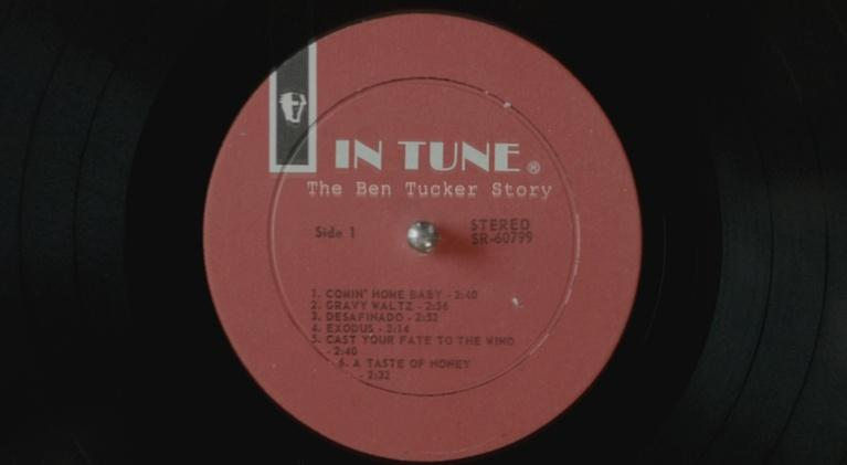 In Tune - The Ben Tucker Story: In Tune - The Ben Tucker Story