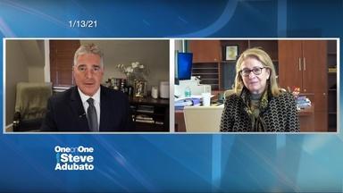 NJ Dept. of Health Commissioner Discusses the COVID Vaccine