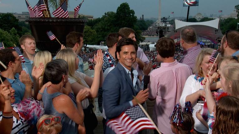 A Capitol Fourth: John Stamos Is Back to Host!