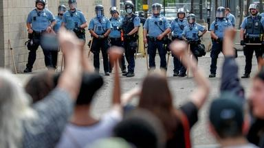 Examining efforts toward police reform in Minneapolis