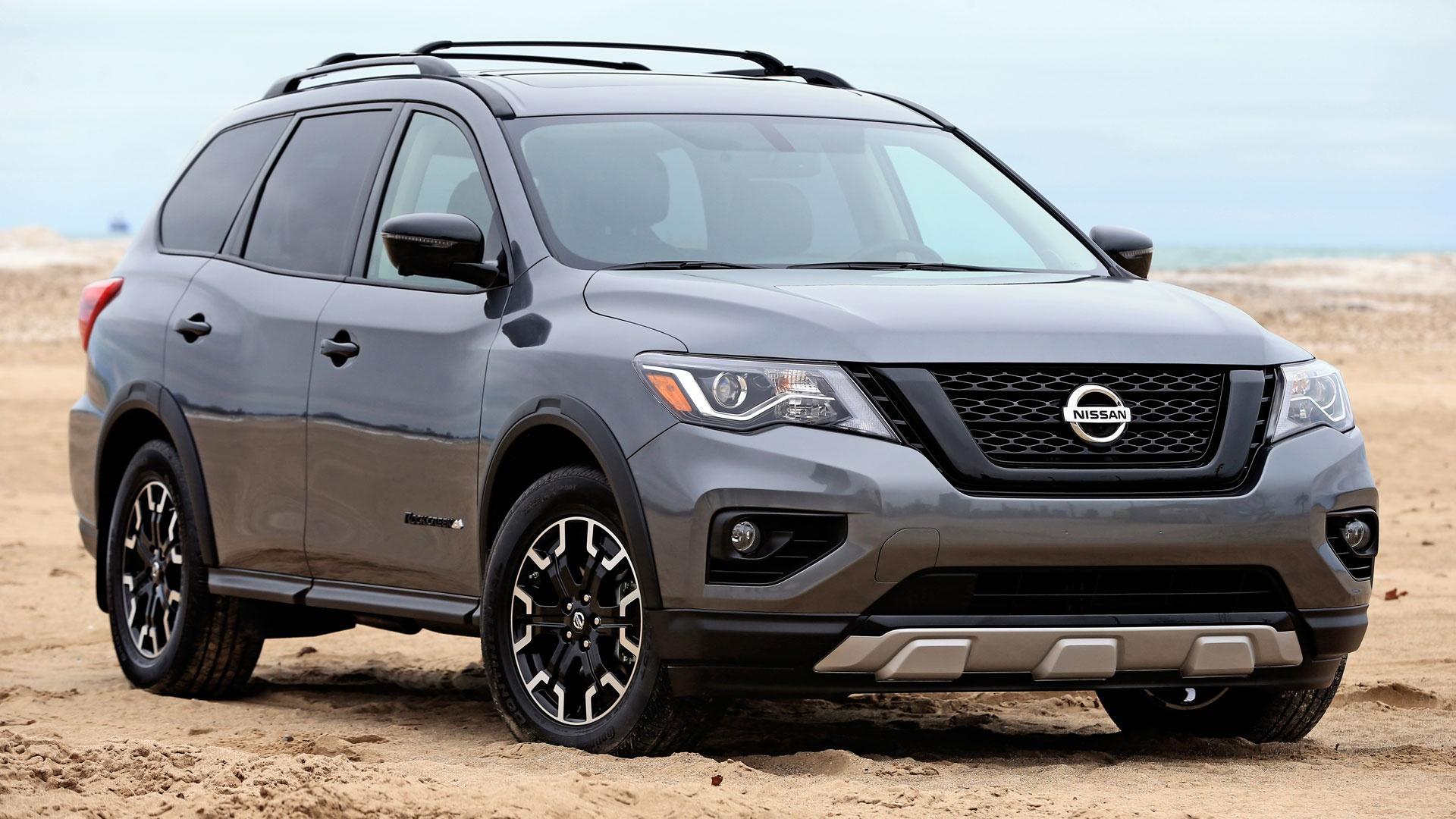 2019 Nissan Pathfinder Rock Creek Edition & 2019 NAIAS