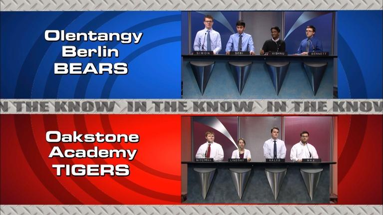 In The Know: Olentangy Berlin vs. Oakstone Academy