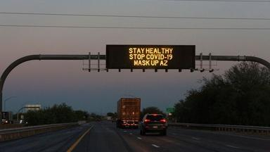 In Arizona, a tale of 2 pandemic realities