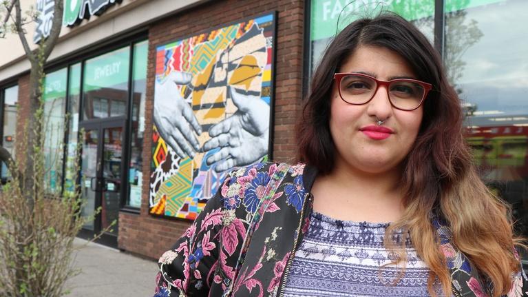 Making Buffalo Home: Community Filmmaker | Sara Ali