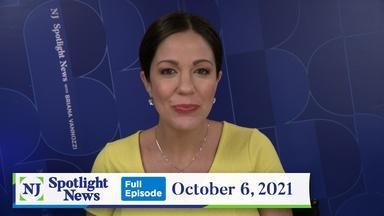 NJ Spotlight News: October 6, 2021