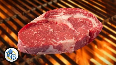 Reactions -- That Red in Your Steak Isn't Blood