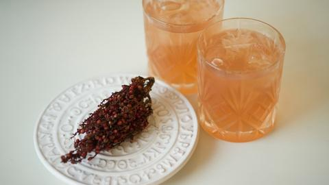 Learn How To Make Sumac Lemonade