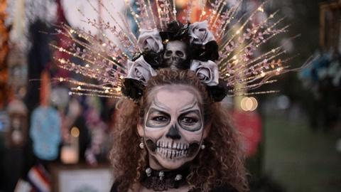 Artbound -- Día de Los Muertos / Day of the Dead Preview