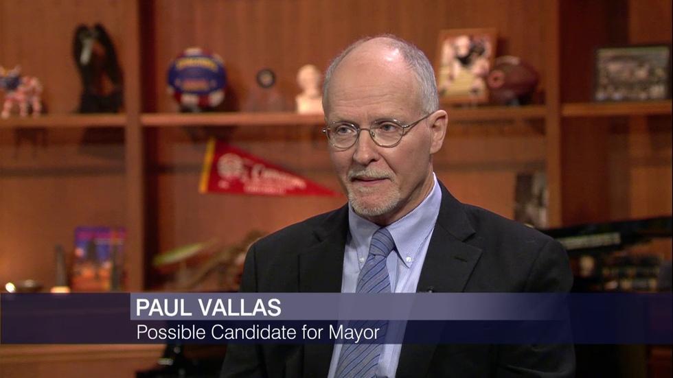 Paul Vallas, Former Schools Chief, Ponders Mayoral Run image
