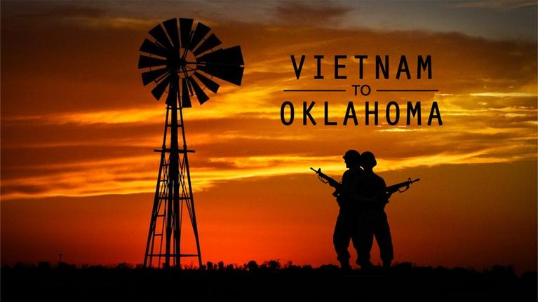 Back in Time: Vietnam to Oklahoma