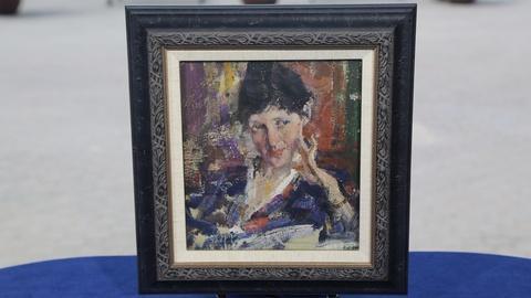 Antiques Roadshow -- Appraisal: Nicolai Fechin Oil Portrait, ca. 1925