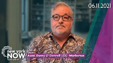 Assemblymember Danny O'Donnell on Marriage Equality